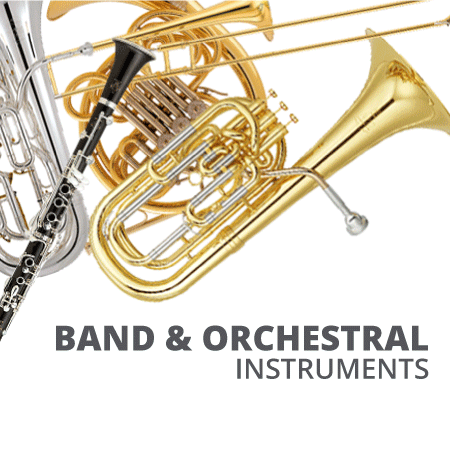 Band and Orchestral Instruments