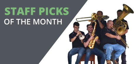 Staff Picks of the month