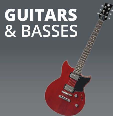 Guitar and basses
